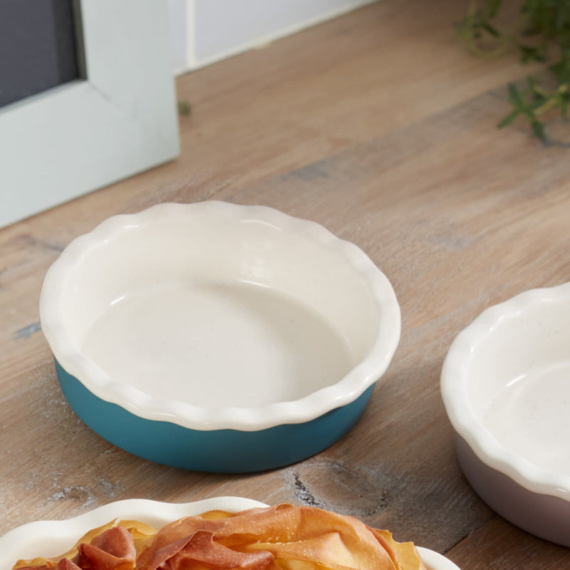 Fearne by Swan Set of 3 Pie Dishes