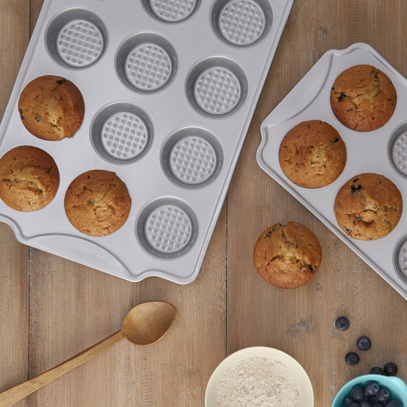 Fearne by Swan 6 and 12 cup Muffin Tray set