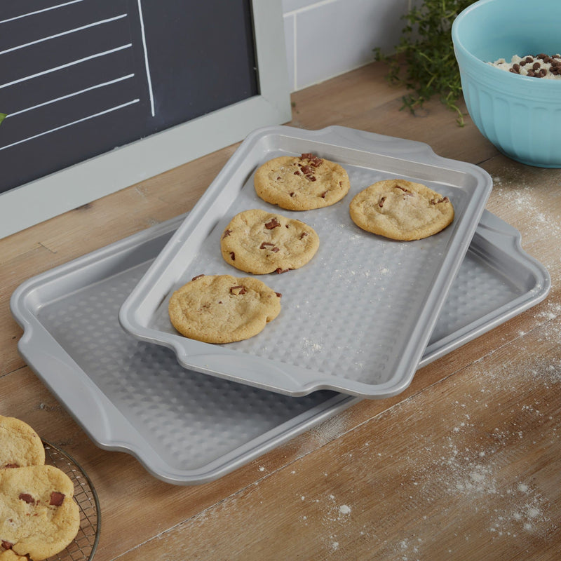 Fearne by Swan 2 Piece Cookie Sheet Set