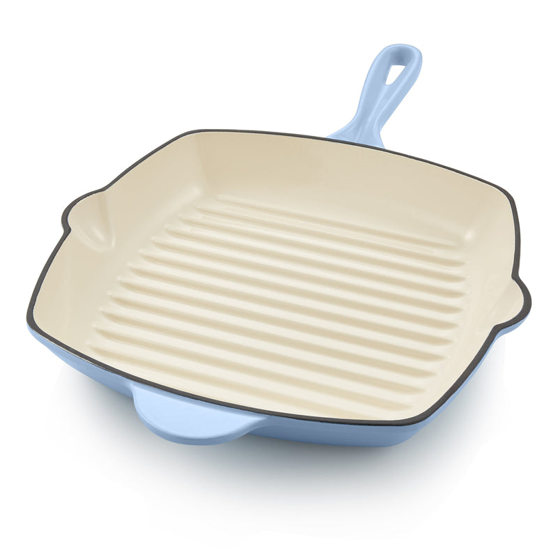 Swan Retro Cast Iron Grill Pan