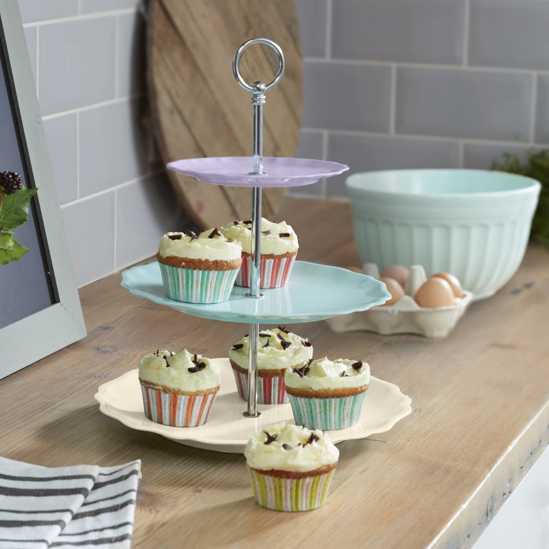 Fearne by Swan 3 Tier Cake Holder