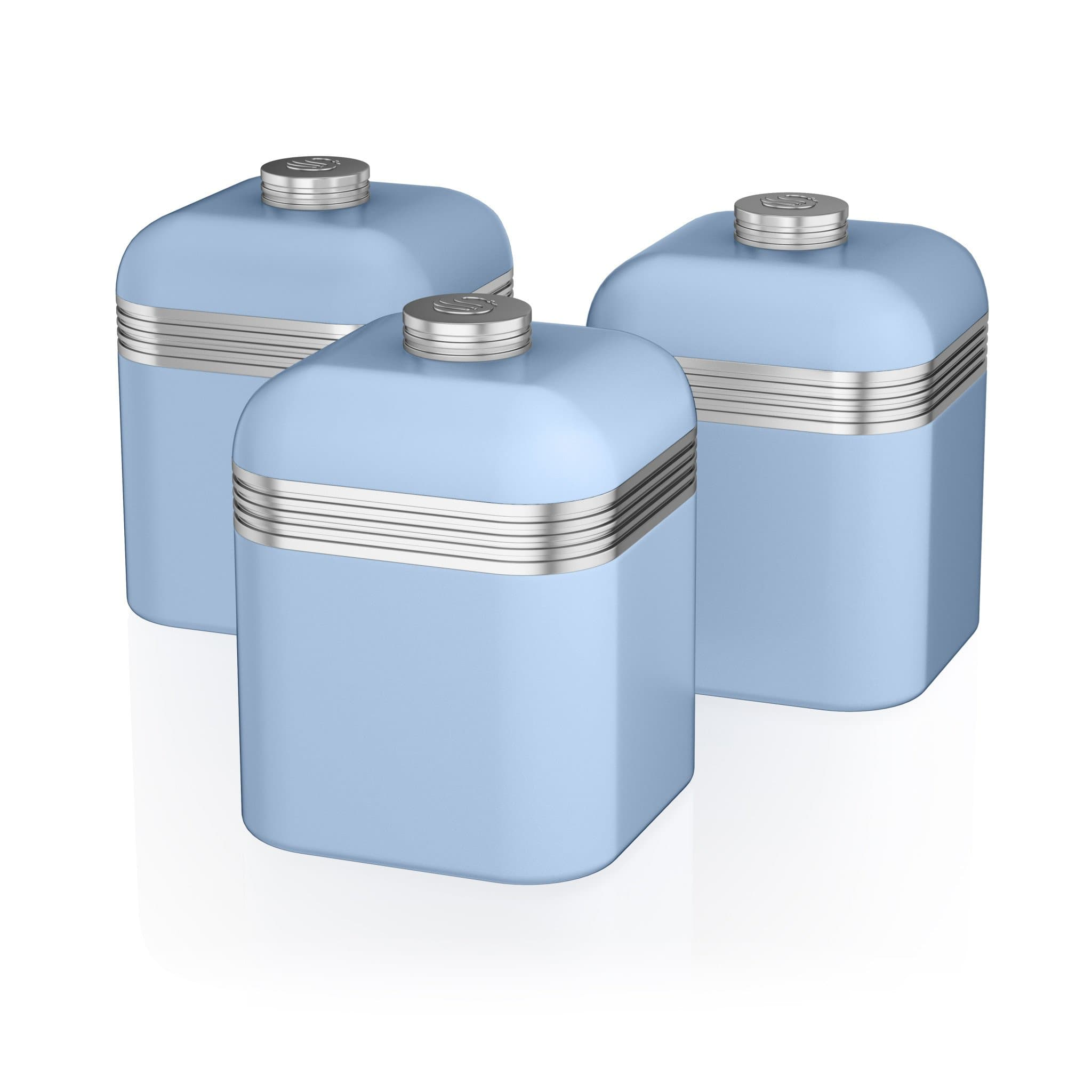 Swan Retro Set of 3 Canisters – Swan Brand