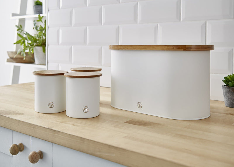 Swan Nordic Set of 3 Storage Canisters