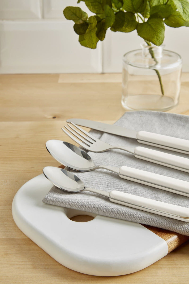 Swan Nordic 16 Piece Cutlery Set