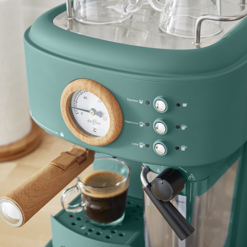 Swan Nordic Semi Auto Espresso Coffee Machine