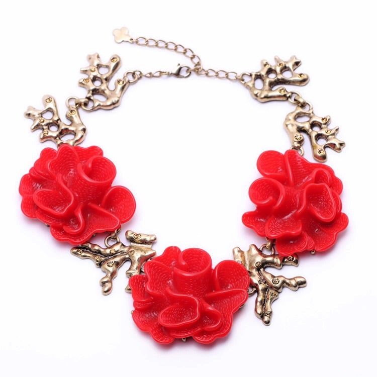 'Flamenco' Necklace
