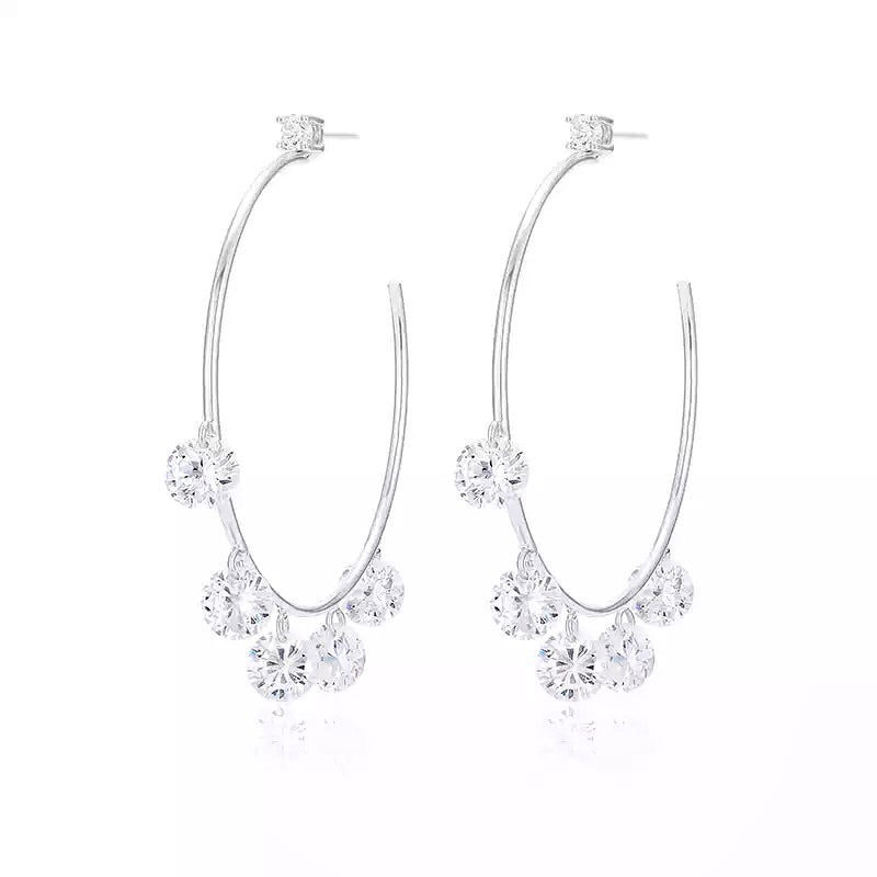 'Trevi Fountain' Earrings