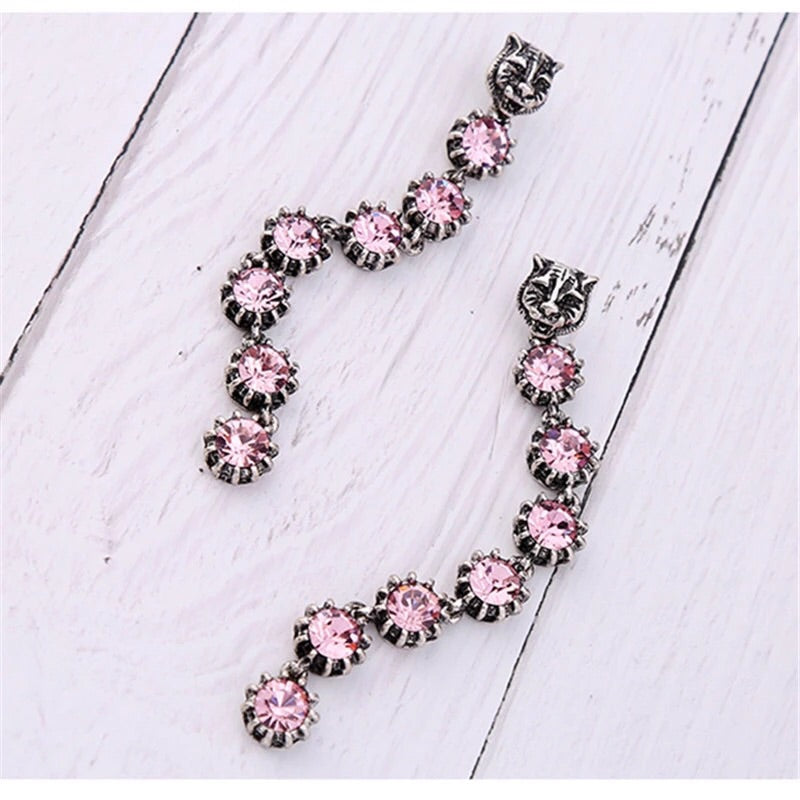 'Think Pink' Earrings