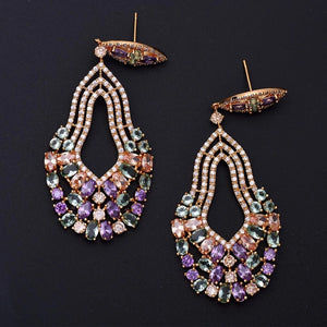 'Moroccan Mosaic' Earrings
