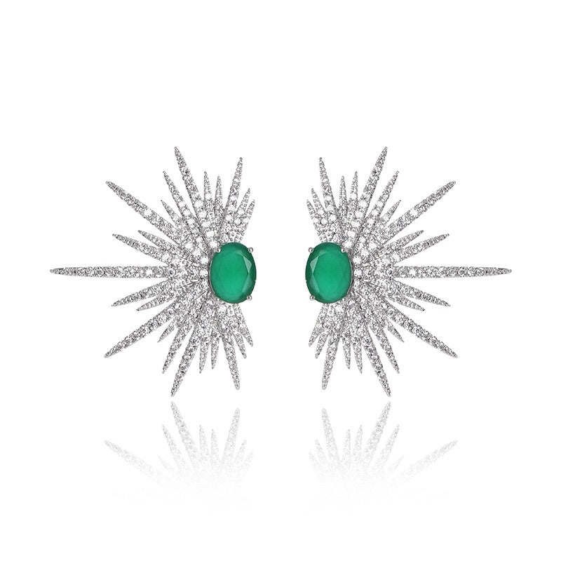 'Brightest Star' Earrings