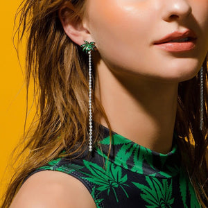 'Palm Tree' Earrings