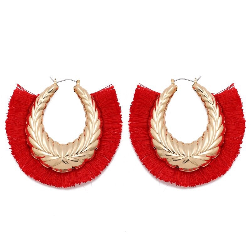 'Gladiator' Earrings