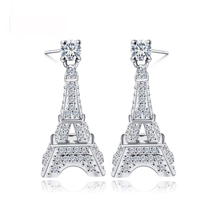 'Tour Eiffel' Earrings
