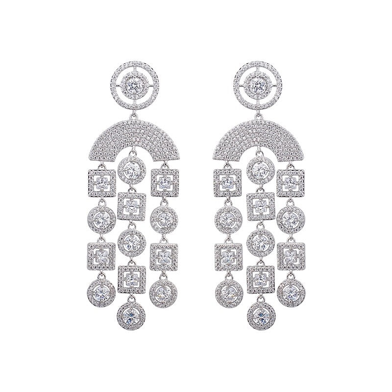 'Place de la Concorde' Earrings