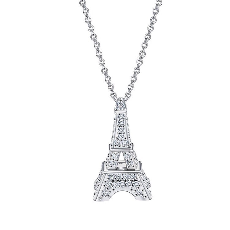 'Tour Eiffel' Necklace