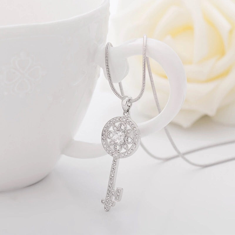 'Magic Key' Necklace