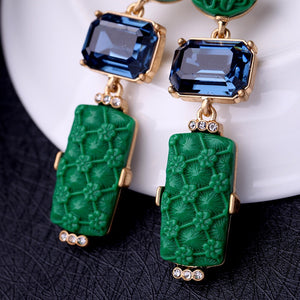 'Dahlia' Earrings
