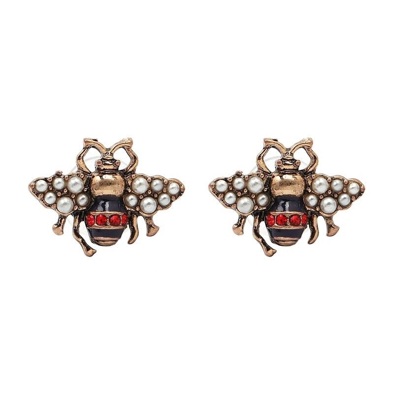 'Bumblebee' Earrings