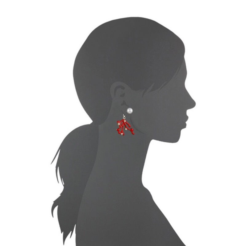 'Coral' Earrings