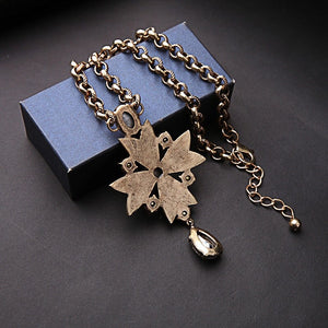 'Templar Cross' Necklace