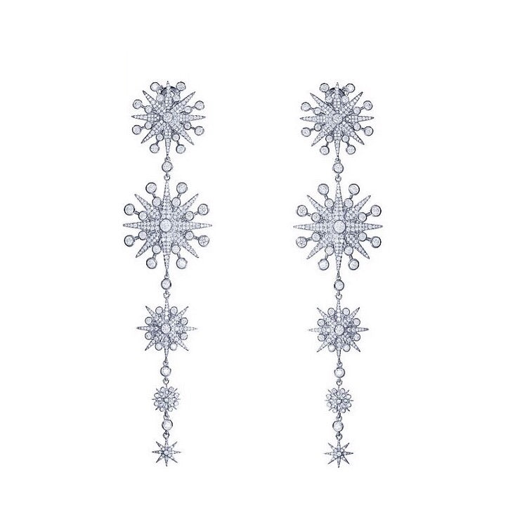 'Shooting Star' Earrings