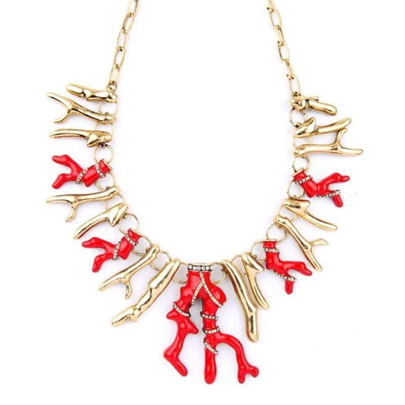 'Coral Reef' Necklace