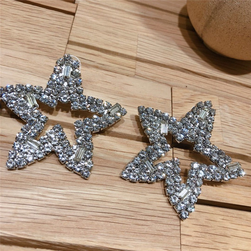 'Lucky Star' Earrings