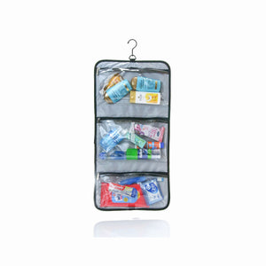 Hanging Travel Organizer Bag - Travel Accessory - Simplily Co