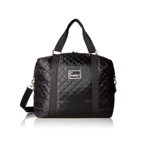 Quilted (Black)