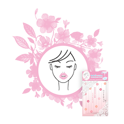 Maschera Lip Care Hydrogel Mask - Diario di Bellezza