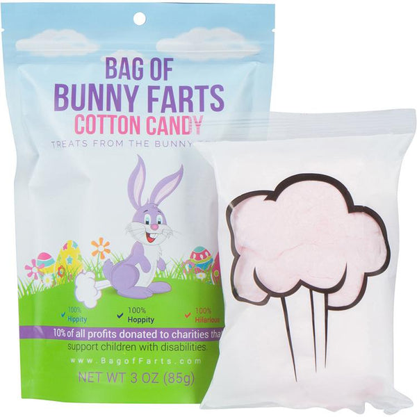 Bag of Bunny Farts <br> (Supporting charities that help children with disabilities)