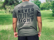 Never Out of the Fight T-Shirt