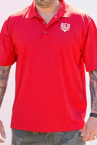 R.E.D. Friday Polo - Sold Out - Select size to be notified when returned to stock!