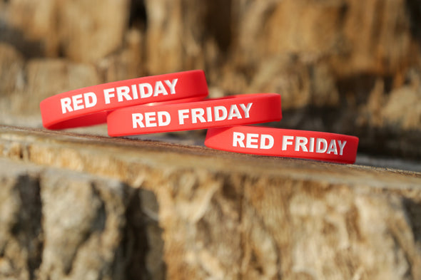RED Friday bracelet