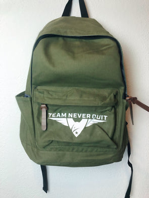 Team Never Quit Backpack