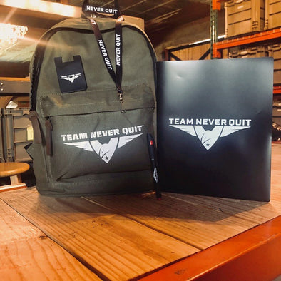 Team Never Quit Back to School bundle!!