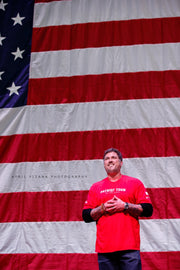 Patriot Tour 2018 Red Friday Tee *LIMITED EDITION*