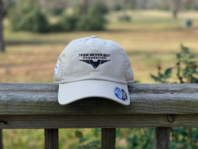 Team Never Quit Foundation Golf Hat