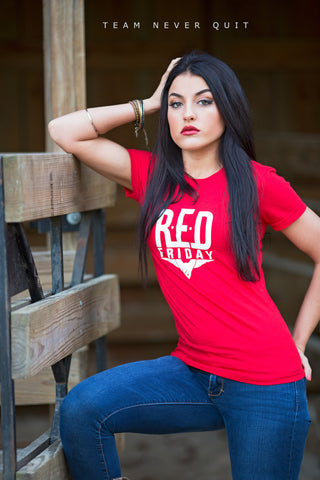 R.E.D. Friday Tee - Sold Out - Select size to be notified when restocked!