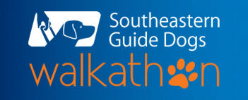 Southeastern Guide Dogs Walkathon Raffle Ticket