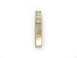 ROUND DIAMOND PARTIAL ETERNITY RING