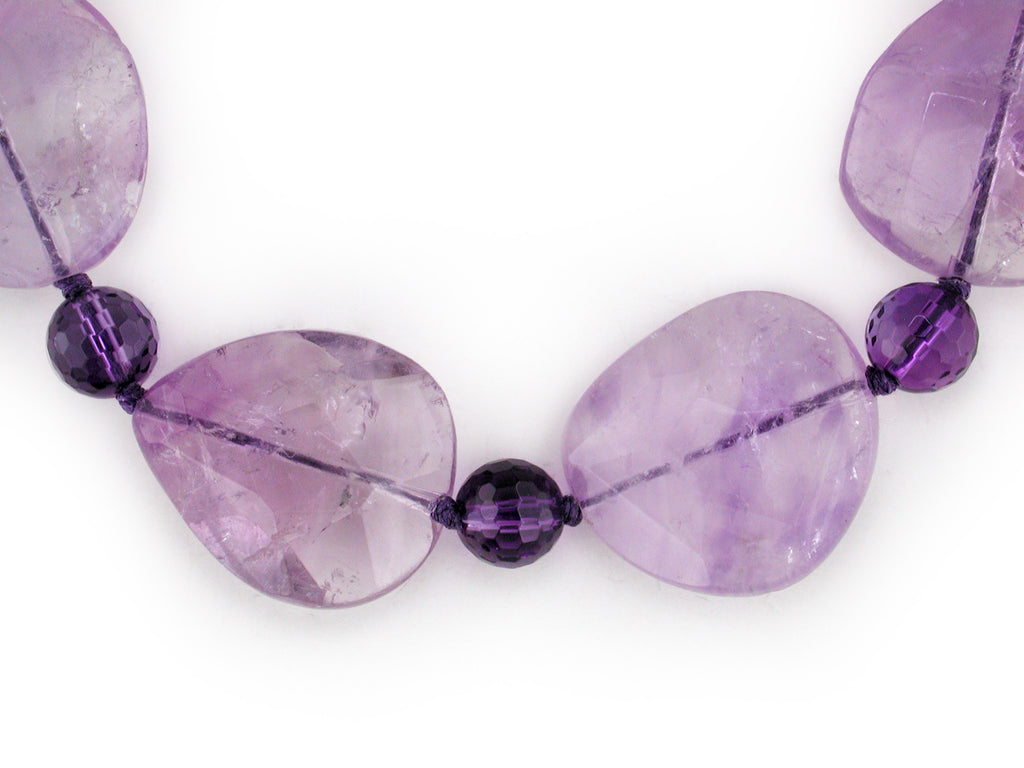 PALE AMETHYST NECKLACE