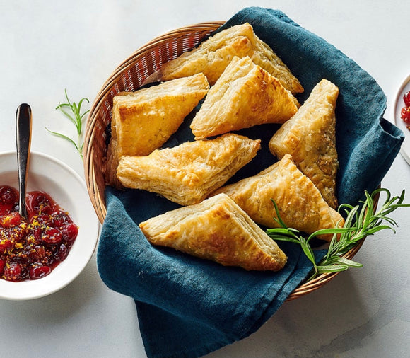 TOURTIÈRE TURNOVERS