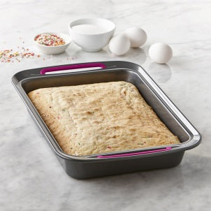 Oblong  Metal Cake Pan 9x13""