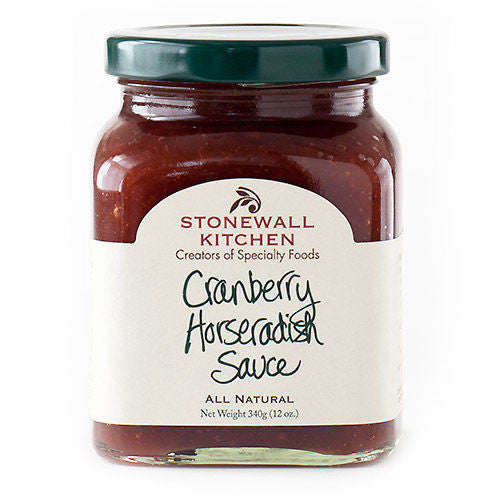 Stonewall Kitchen Cranberry Horseradish Sauce