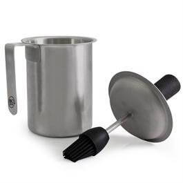 BBQ DEVIL Basting Pot