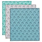 Now Designs Dust Bunny Flannel Dusting  Cloths