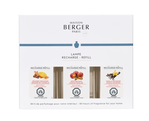 Maison Berger Paris Warm Trio Pack