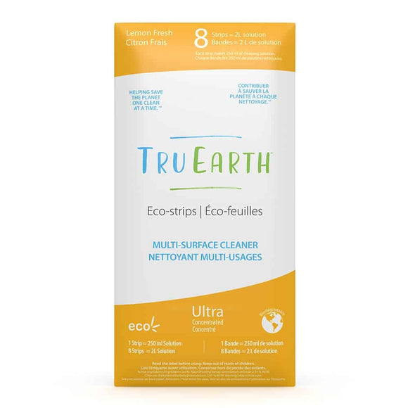 Tru Earth Disinfecting Multi-Surface Cleaner Eco-strips