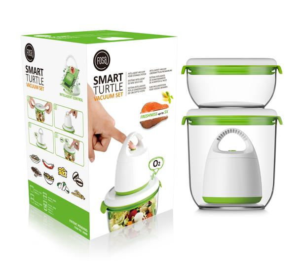 FOSA Madrid Vacuum Food Storage Starter Set